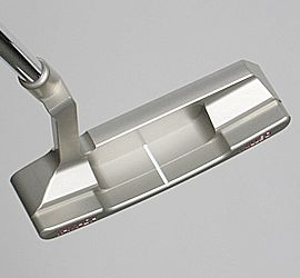 Yamada Machine Milled  Emperor-2 Putter - In stock!
